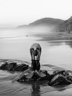 The Diver 2 Original photography Edition 1/7 by Lukas Dvorak