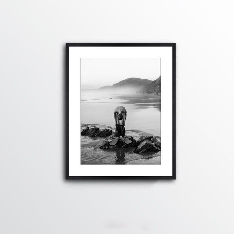 The Diver 2 Original photography Edition 1/7 by Lukas Dvorak  For Sale 1