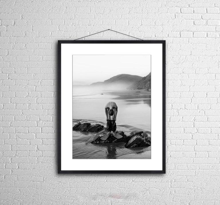 The Diver 2 Original photography Edition 1/7 by Lukas Dvorak  For Sale 4
