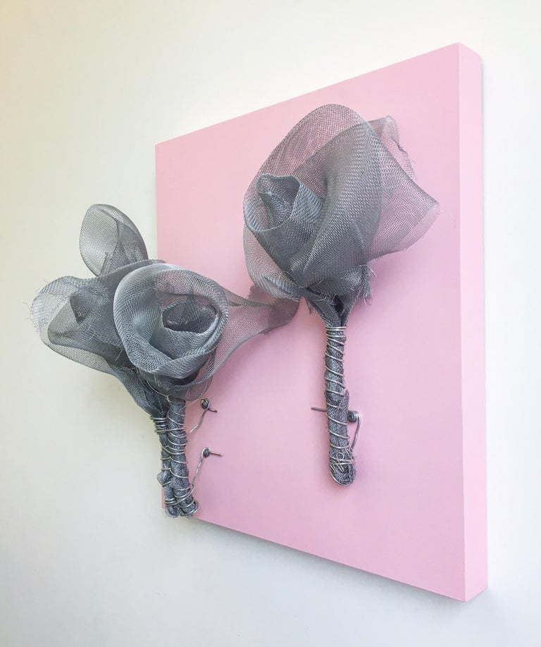 ROSES (pink) PASSION sculpture 19
