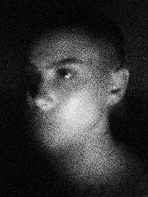 Caroline (Darkness) Original photography Edition 1/3 by Larsen Sotelo
