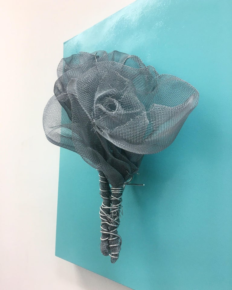 ROSES DELICIOUS sculpture by Melanie Newcombe For Sale 9