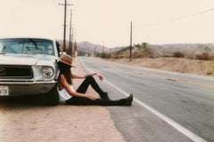"""""""Untitled 3"""" (Mustang) Photography Edition of 7 by Larsen Sotelo"""