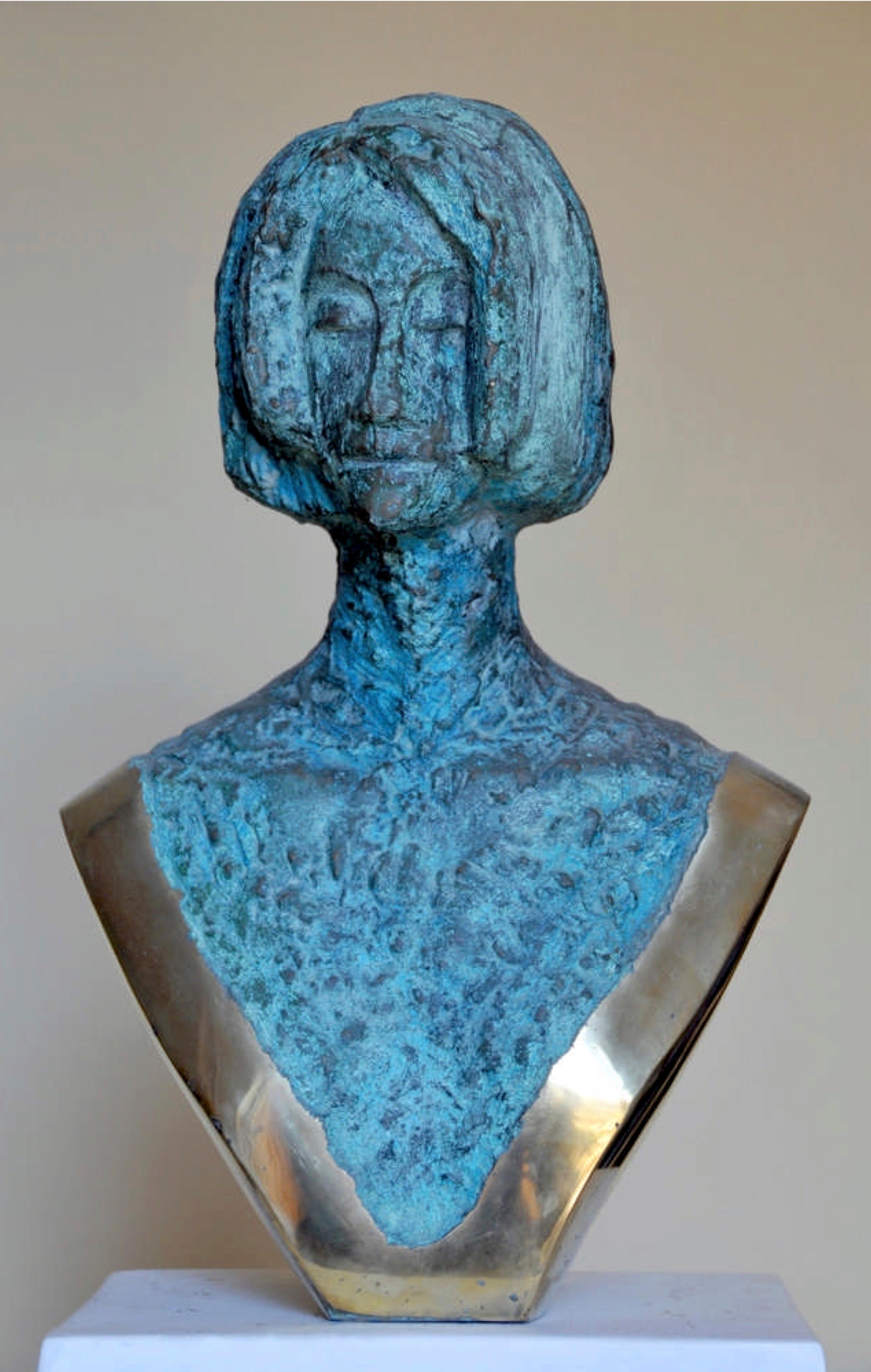 """""""Zara"""" Bronze Sculpture 21"""" x 14"""" x 9"""" inch by Sarkis Tossonian"""