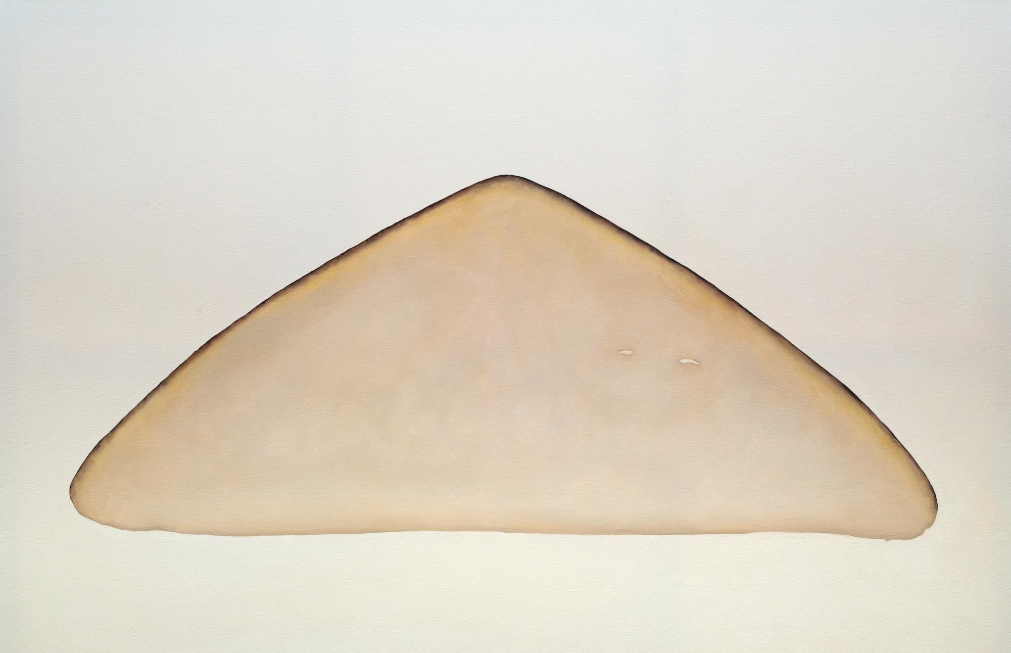 """Untitled 2"" Oil Painting 54"" x 79"" inch by Gayatri Gamuz"