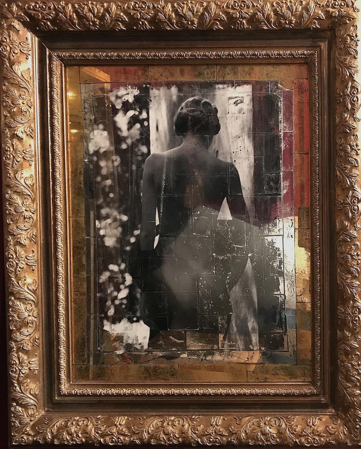 """The Evening"" Photography 32""x28"" inch Ed. 1/3 by VLADIMIR CLAVIJO-TELEPNEV"