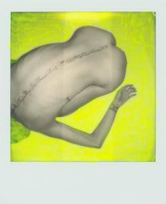 """Pola Girls 7"" Original Polaroid / Unique piece by Larsen Sotelo"