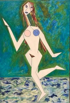 French Contemporary Art by Abraham Dayan - La Venus