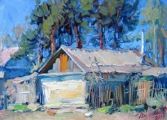 Etudes de la Grange (Studies of the Barn)