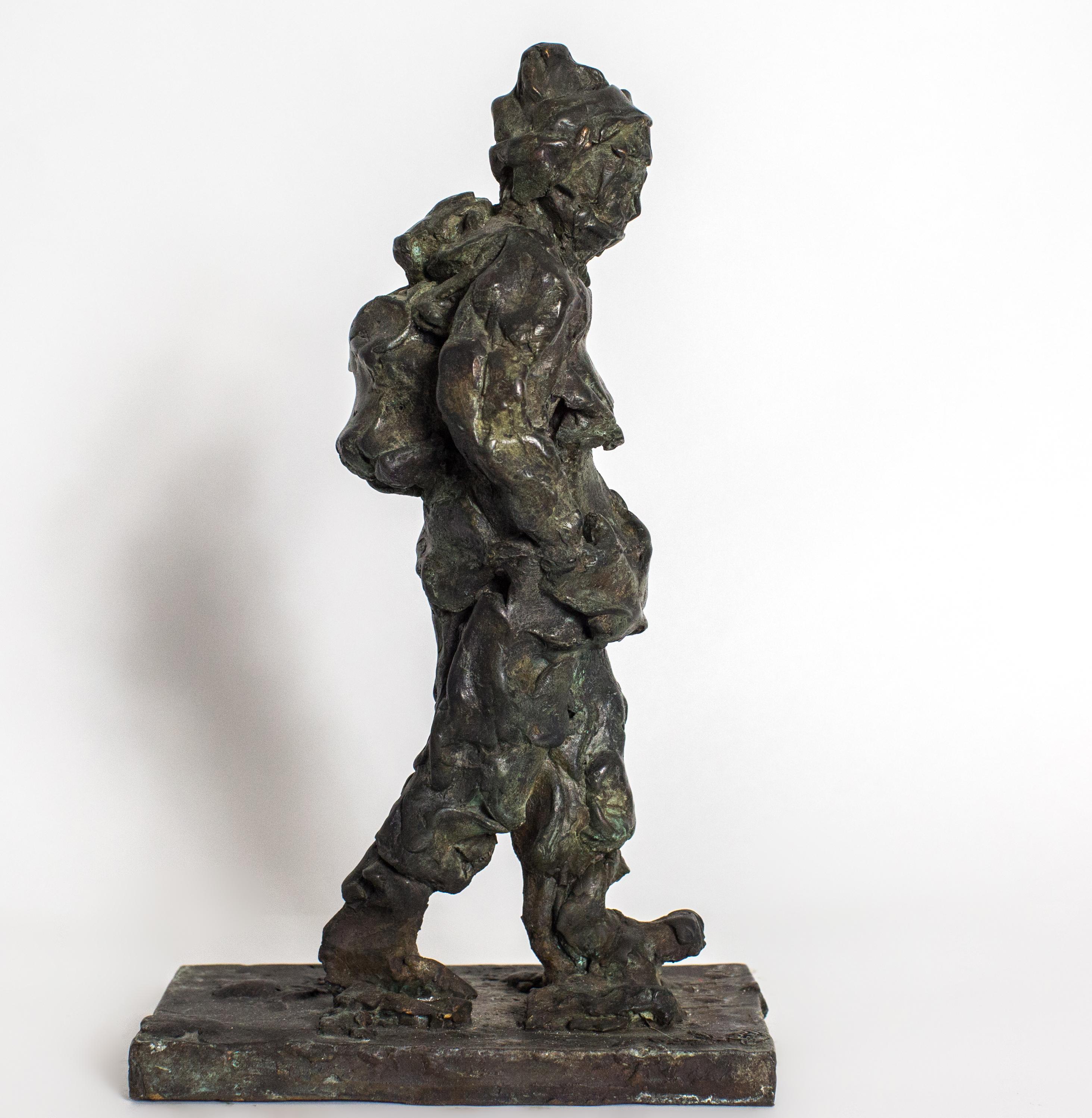 Russian Contemporary Sculpture by Alexander Sviyazov - Schoolchild