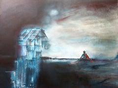 French Contemporary Art by Audrey Margeridon - Derrière la Lune
