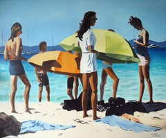 Formentera 7 Personnages