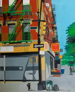 French Contemporary Art by Anne du Planty - Harlem