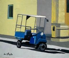 French Contemporary Art by Anne du Planty - La Havane XIII