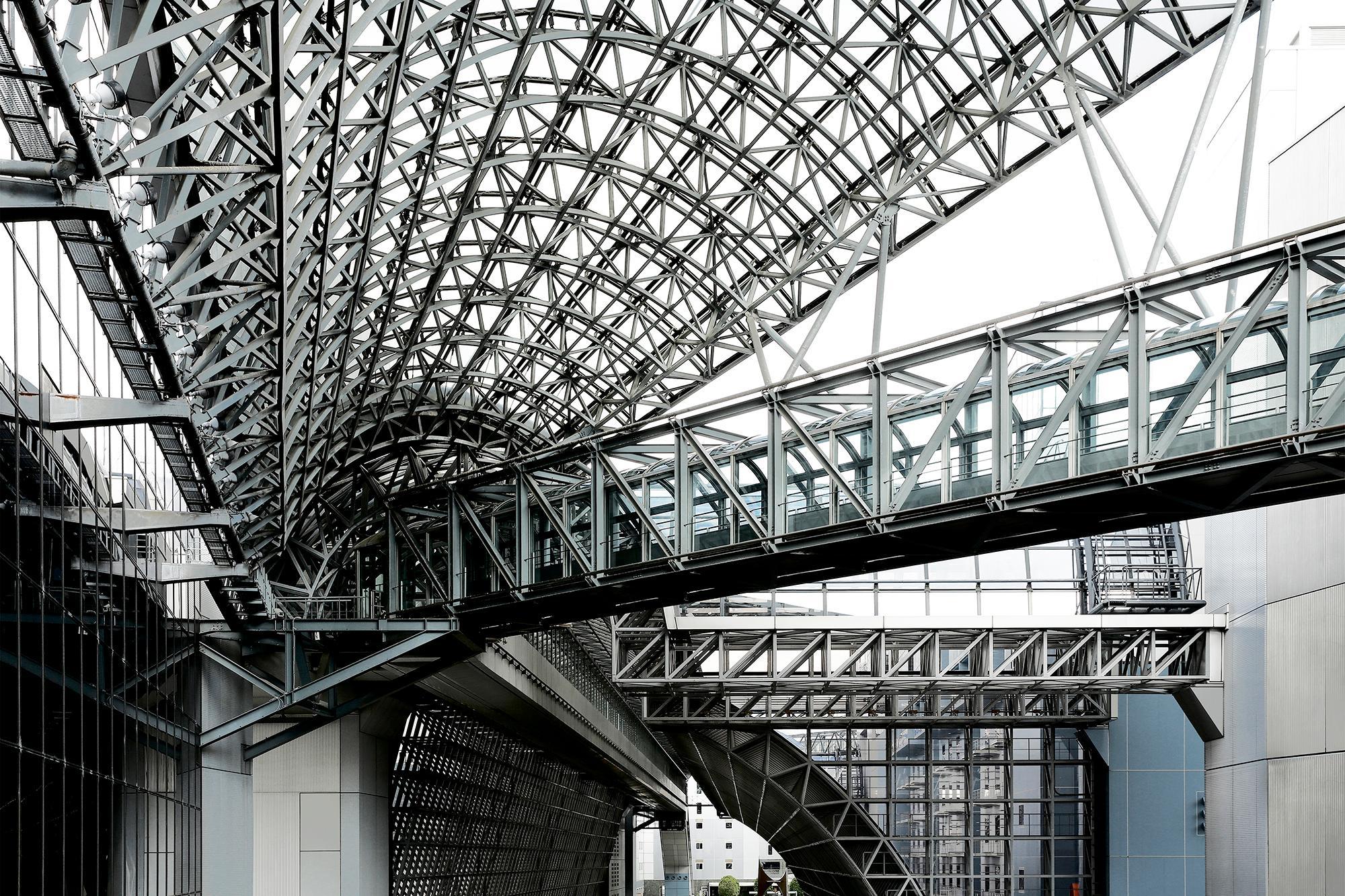 Italian Contemporary Photo by Francesca Pompei - The Station #2