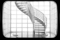 Italian Contemporary Photo by Francesca Pompei - Stairway To Heaven