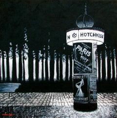 N° 411 - Paris la Nuit