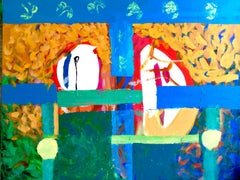 French Contemporary Art by Aly Cairo - A Change in Vision