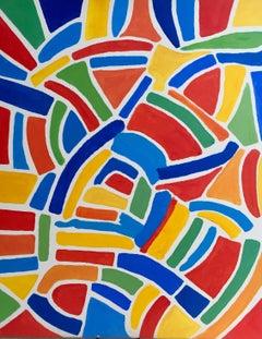French Contemporary Art by Aly Cairo - Dédale de la Pensée