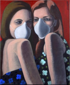 Italian Contemporary Art by Andrea Vandoni - Last Flowers