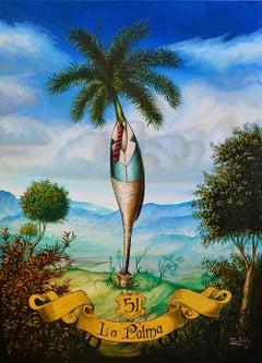 Cuban Contemporary Art by Carlos Sablon Perez - La Palme