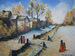 Le Petit Pont du Village