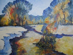 Ruisseau près d'Oncy sur Ecole