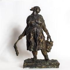 Russian Contemporary Sculpture by Alexander Sviyazov - Varvara