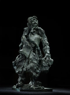 Russian Contemporary Sculpture by Alexander Sviyazov - The River Barysh