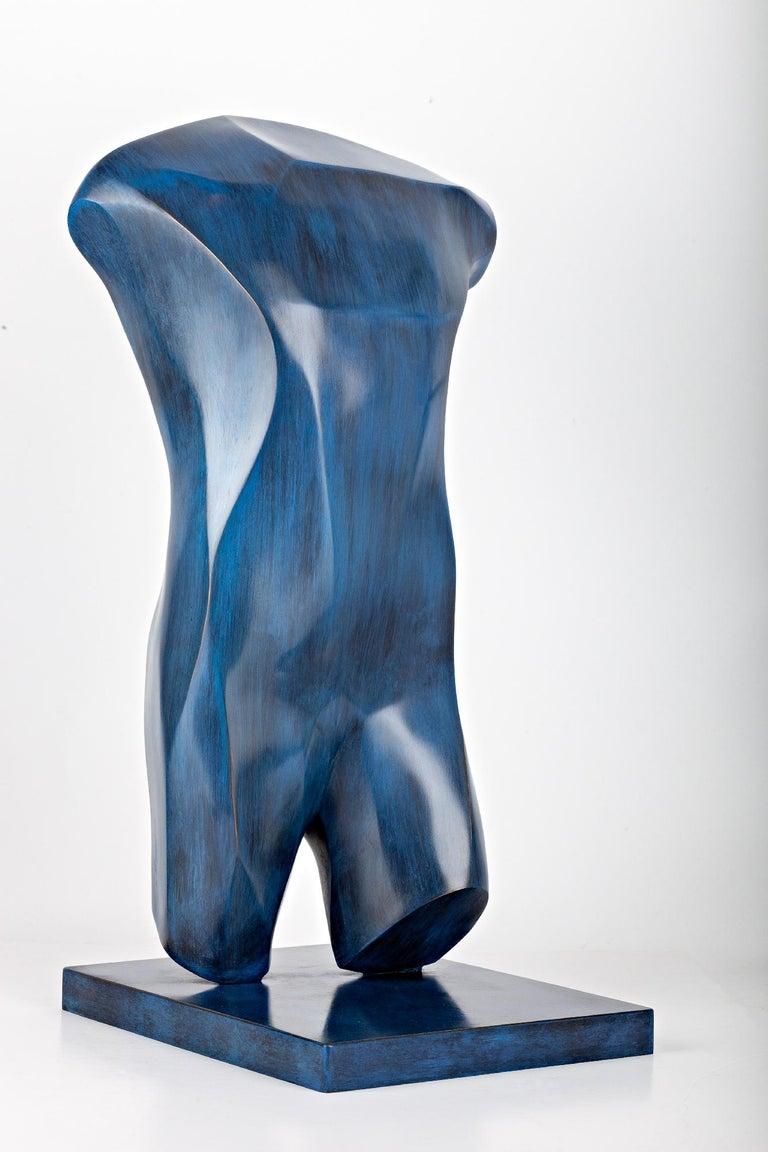 David Benoit Figurative Sculpture - Torse de Millet Etat 0
