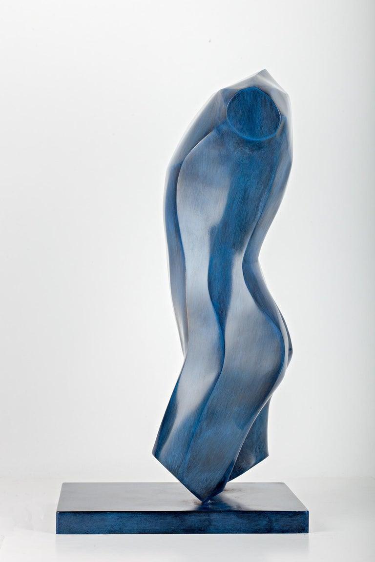 Torse de Millet Etat 0 - Contemporary Sculpture by David Benoit