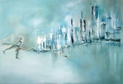 French Contemporary Art by Audrey Margeridon - Voyage sur le Lac