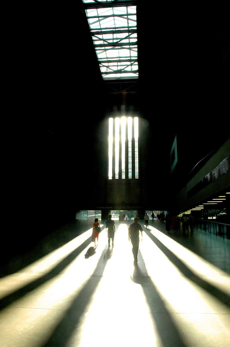 The Tate Modern Turbine Hall, London, 2006 Photograph, Fine Art Print  Edition 1/5 Available dimensions: 40 x 60 cm - 50 x 75 cm - 70 x 105 cm  Francesca Pompei is an Italian artist born in 1978 who lives and works in Rome, Italy. The pictures of