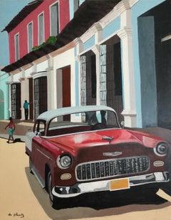 French Contemporary Art by Anne du Planty - La Havane VII