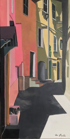 French Contemporary Art by Anne du Planty - Ruelle