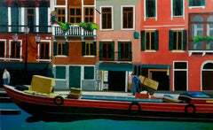 French Contemporary Art by Anne du Planty - Venise Laborieuse