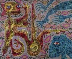 Indonesian Contemporary Art by Kusbudiyanto - Real Love