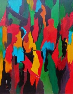 French Contemporary Art by Brigitte Mathé - Solitudes
