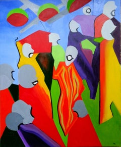 French Contemporary Art by Brigitte Mathé - D-Day
