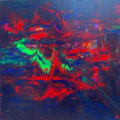 French Contemporary Art by Brigitte Mathé - Abysses