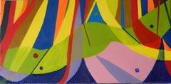 French Contemporary Art by Brigitte Mathé - Entre Ciel et Abysses