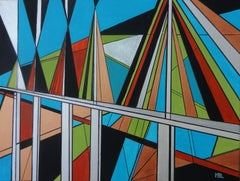 French Contemporary Art by Brigitte Mathé - Millau Fantaisie