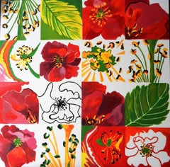 French Contemporary Art by Brigitte Mathé - Au Nom des Roses