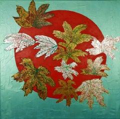Belgium Contemporary Art by Corine Lescope - L'Été Indien