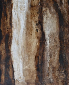 French Contemporary Abstract Art by J.-L. Veret, Lieu-Dit