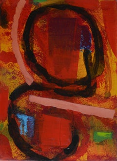French Contemporary Abstract Art by J.-L. Veret - The Sot Snail