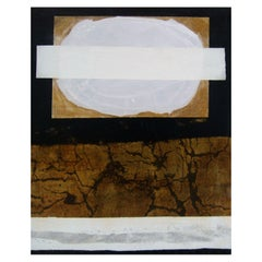 French Contemporary Abstract Art by J.-L. Veret - Macadam XIV