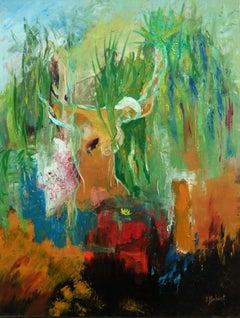 French Contemporary Art by Josette Dubost - Gaia Terre Mère