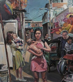 Chinese Contemporary Art by Su Yu - Surviving