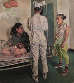 Two Young Patient's Mother